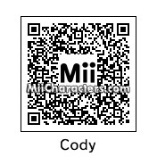 QR Code for Cody by Larsenv