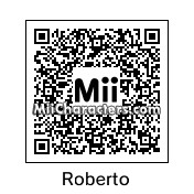 QR Code for Roberto by Larsenv