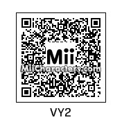 QR Code for VY2 by ZeroOne