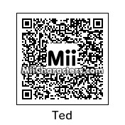 QR Code for Ted Rumsworth by Larsenv