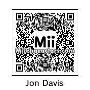 QR Code for Jonathan Davis by Dimebag D