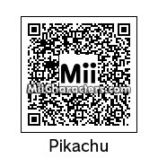 QR Code for Pikachu by SonicMaker