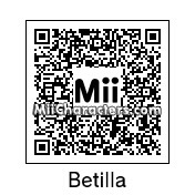 QR Code for Betilla the Fairy by Retrotator