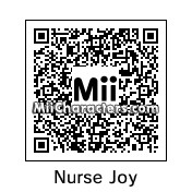 QR Code for Nurse Joy by VeronicaIsabel