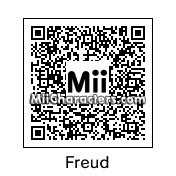 QR Code for Sigmund Freud by Conor