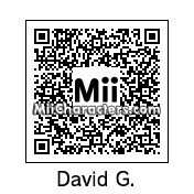 QR Code for David Guetta by J1N2G