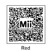 QR Code for Red by J1N2G