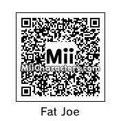 QR Code for Fat Joe by Jessie