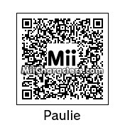 QR Code for Paulie by Mordecai