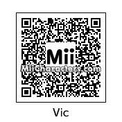 QR Code for Vic Mensa by basedsenpai
