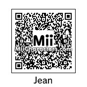 QR Code for Jean Kirschtein by Mordecai