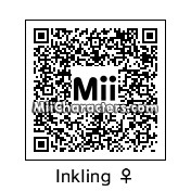 QR Code for Inkling Girl by Misconceptix