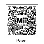 QR Code for Pavel by PhilippL