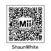 QR Code for Shaun White by Eman