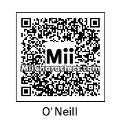 QR Code for Jack O'Neill by Sherlock17