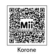 QR Code for Korone by KM22