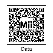 QR Code for Data by Chris