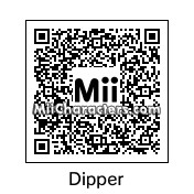 QR Code for Dipper Pines by Jahmocha
