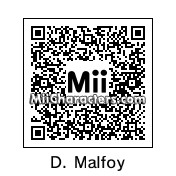 QR Code for Draco Malfoy by NuttyNetty