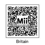 QR Code for Britain by Jahmocha