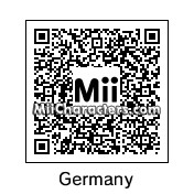 QR Code for Germany by Jahmocha