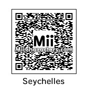 QR Code for Seychelles by Jahmocha