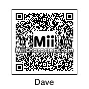 QR Code for Dave Strider by Jahmocha