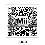 QR Code for Jade Harley by Jahmocha
