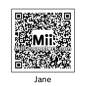 QR Code for Jane Crocker by Jahmocha