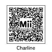 QR Code for Charline by J1N2G