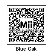 QR Code for Blue Oak by J1N2G