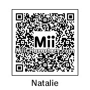 QR Code for Natalie Portman by sylvain