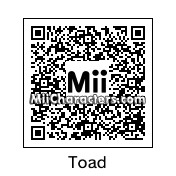 QR Code for Toad by J1N2G