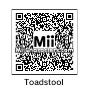 QR Code for Princess Toadstool by J1N2G