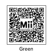 QR Code for Green by J1N2G