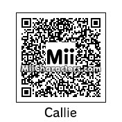 QR Code for Callie by so0oper