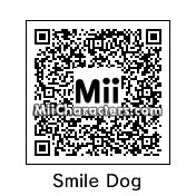 QR Code for Smile Dog by Slendyjeff