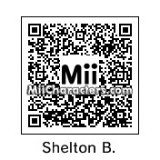 QR Code for Shelton Benjamin by Cartman
