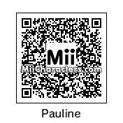QR Code for Pauline by Arie