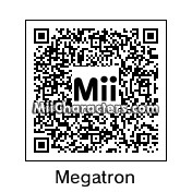 QR Code for Megatron by JasonLives