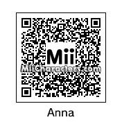 QR Code for Princess Anna by Arie