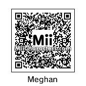 QR Code for Meghan Trainor by Arie