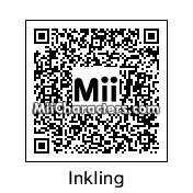 QR Code for Inkling Girl by Airikr