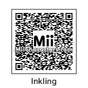 QR Code for Inkling Boy by Airikr