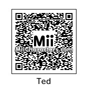 QR Code for Ted Allen by Willsun