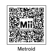 QR Code for Metroid by MiiMaster2005