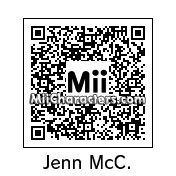 QR Code for Jennette McCurdy by J1N2G
