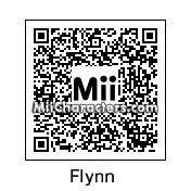 QR Code for Flynn Scifo by Sonic2978