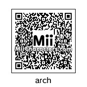 QR Code for Arch by N64 Dude