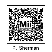 QR Code for Phillip Sherman by Digibutter